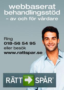 R�tt Sp�r - webbaserat behandlingsst�d