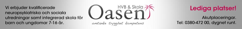 Oasen HVB & Skola